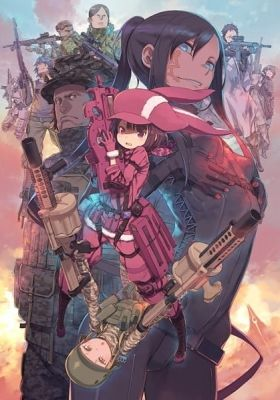 Sword Art Online Alternative: Gun Gale Online - Refrain (Dub)
